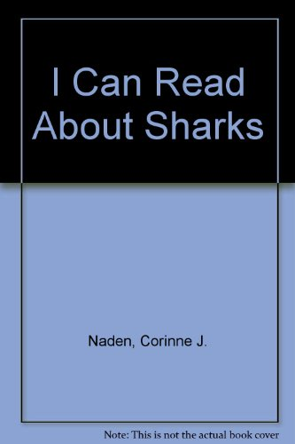 9780816736461: I Can Read About Sharks