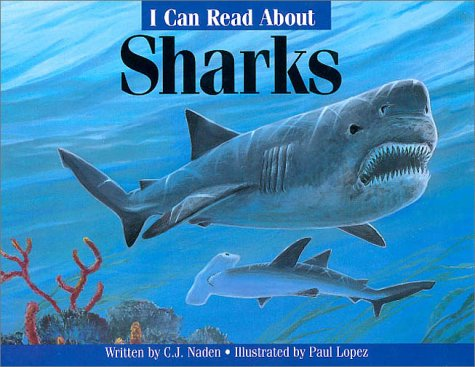 9780816736478: I Can Read About Sharks