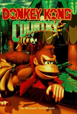 Donkey Kong Country: Michael S. Teitelbaum; Illustrator-Leif Peng