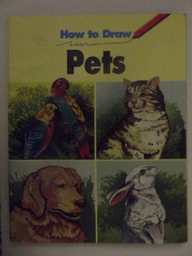 How to Draw Pets: Murray, Linda; Kinnealy, Janice