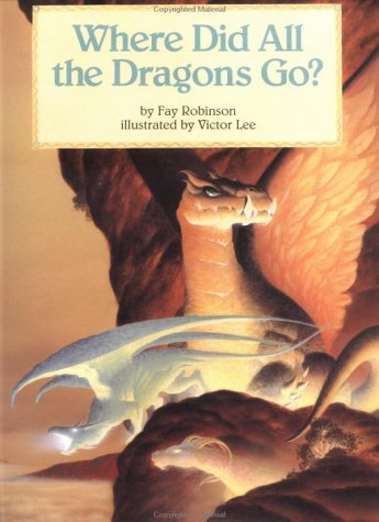 9780816738090: Where Did All the Dragons Go - Pbk
