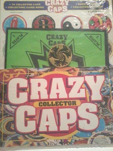 Crazy Collector Caps: STATED, NO AUTHOR