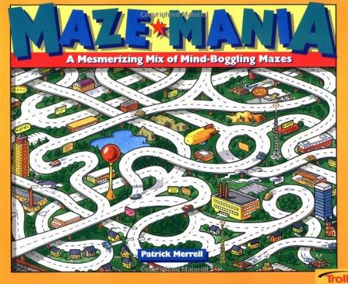 9780816741113: Maze Mania
