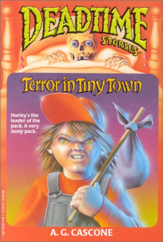 9780816741359: Terror in Tiny Town (Deadtime Stories #1)