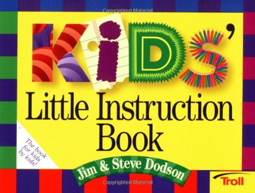 9780816741816: Kids' Little Instruction Book