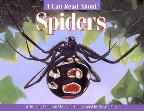 9780816742042: I Can Read About Spiders (I Can Read About)