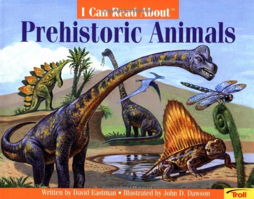 9780816742059: Icr Prehistoric Animals - Pbk (Deluxe) (I Can Read about (Troll Communications))