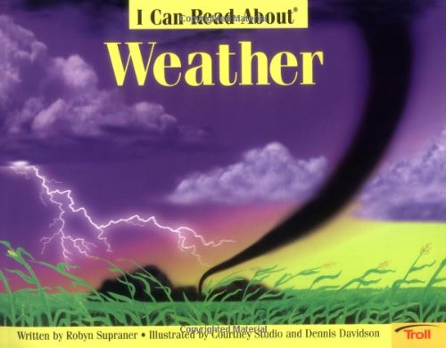 9780816742066: I Can Read About Weather