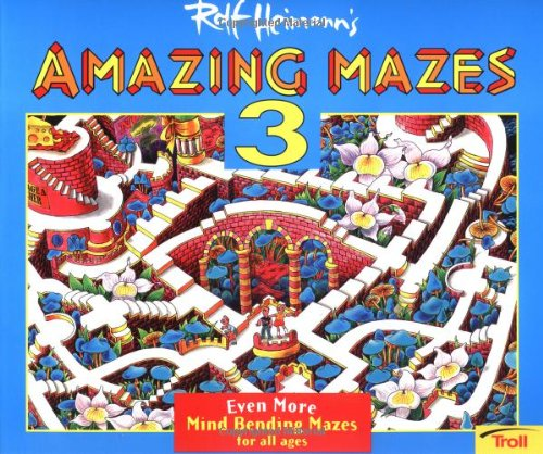 9780816742189: Amazing Mazes 3
