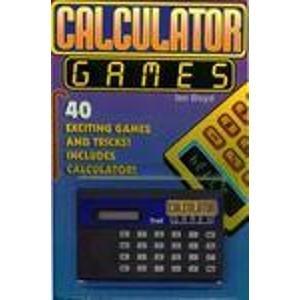 9780816742240: Calculator Games