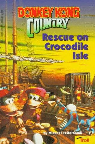 9780816742707: Rescue on Crocodile Isle (Donkey Kong Country)