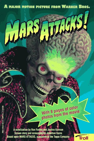 9780816743148: Mars Attacks!