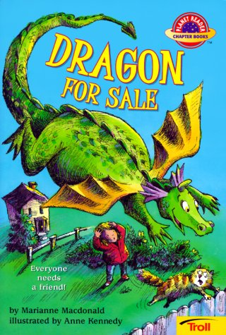 Dragon for Sale (Planet Reader, Chapter Book): Marianne Macdonald
