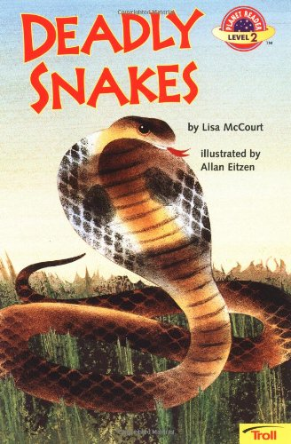 9780816743827: Deadly Snakes