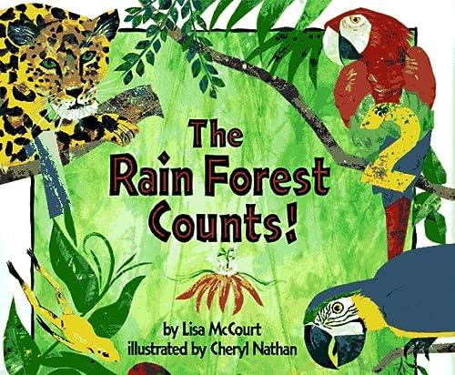9780816743889: Rain Forest Counts