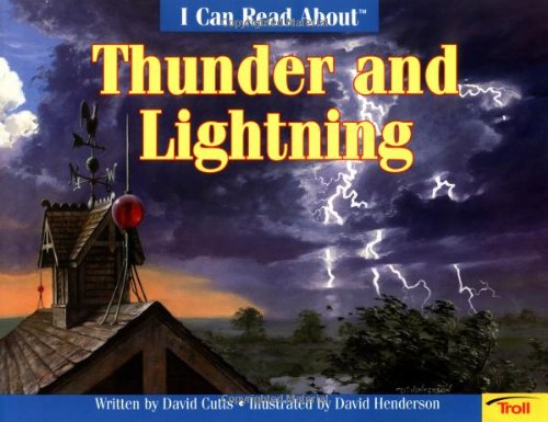 9780816744459: I Can Read About Thunder and Lightning