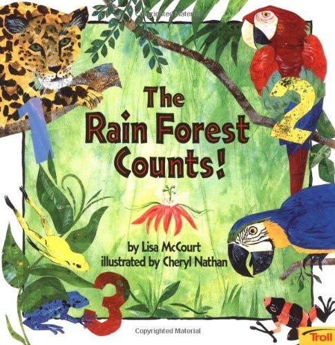9780816744589: Rain Forest Counts - Pbk