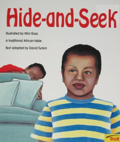 9780816744718: Hide-and-Seek (Momentum Literacy Program, Step 2, Level D)