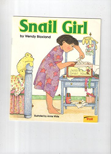 9780816744930: Snail Girl (Momentum Literacy Program, Step 2, Level B)