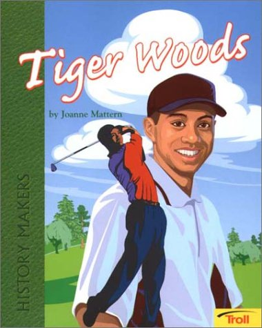 9780816745517: Tiger Woods: Young Champion (Easy Biographies)