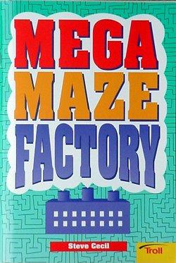 Mega Maze Factory: Steve, Cecil