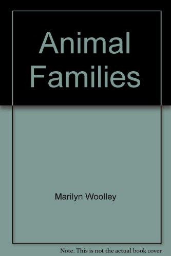 Animal Families: Marilyn Woolley, Keith