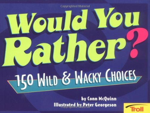 Would You Rather: Mcquinn