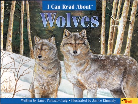 9780816749850: Wolves (I Can Read About)