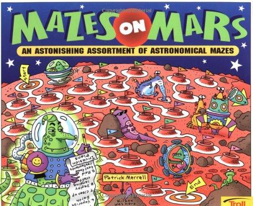 Mazes On Mars: Patrick Merrell