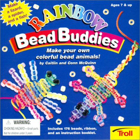 9780816763658: Rainbow Bead Buddies (Bf) with Book and Other