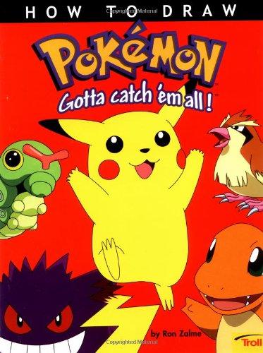 How To Draw Pokemon (How to Draw: Zalme