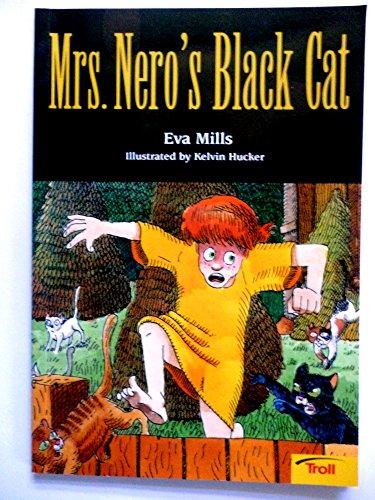 9780816768417: Mrs. Nero's Black Cat (Momentum Literacy Program, Step 6 Level C)