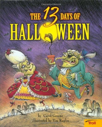[signed] The Thirteen Days Of Halloween