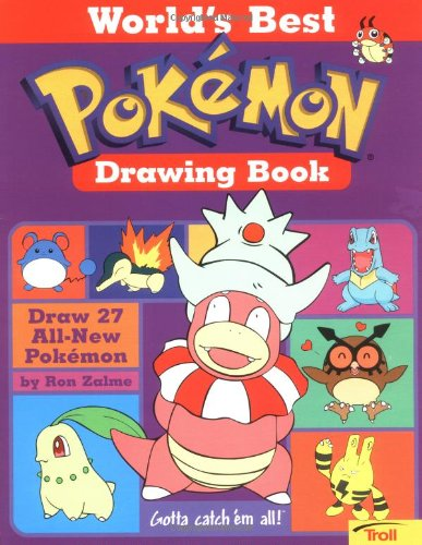 9780816769728: World'S Best Pokemon Drawing Book