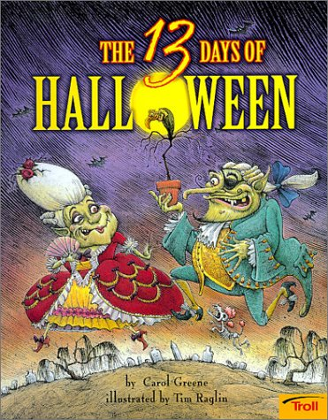 9780816769810: The 13 Days of Halloween
