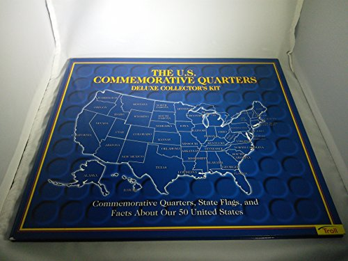 9780816769957: The U.S. Commemorative Quarters Deluxe Collector's Kit