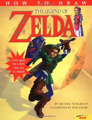 9780816771745: How to Draw the Legend of Zelda (How to Draw (Troll))