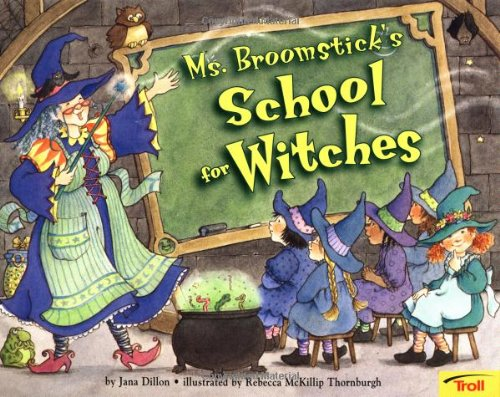 9780816772247: Ms Broomsticks School For Witches