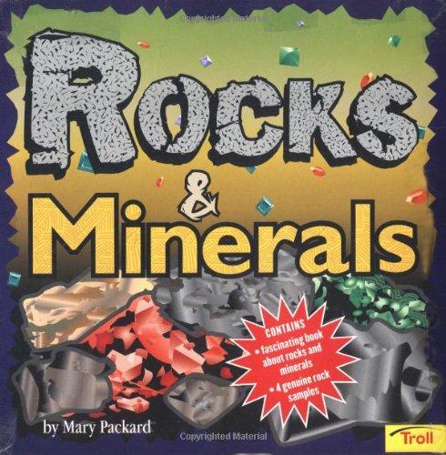 9780816772254: Rocks & Minerals (Troll Discovery Kit)