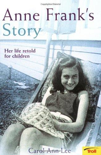 9780816774272: Anne Franks Story