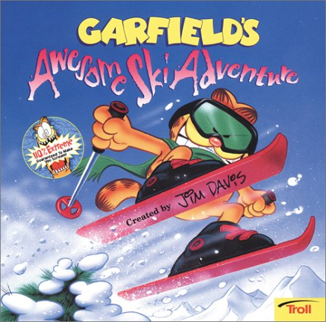 Garfields Awesome Ski Adventure (0816774293) by Jim Davis