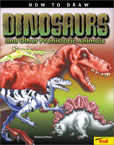 9780816774401: How to Draw Dinosaurs (How to Draw)