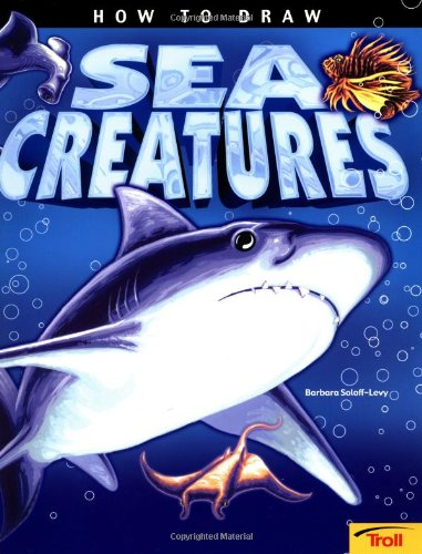 9780816774500: How to Draw Sea Creatures (How to Draw)