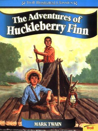 9780816774753: Adventures Of Huckleberry Finn IC