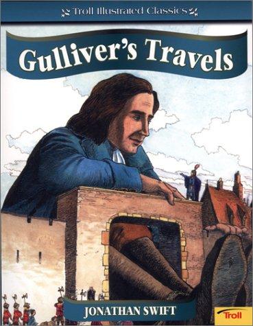 Gulliver's Travelers Troll: Jonathan Swift