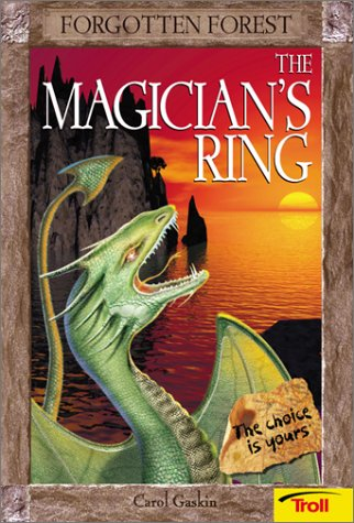 9780816775989: The Magician's Ring (Forgotten Forest, Book 2)
