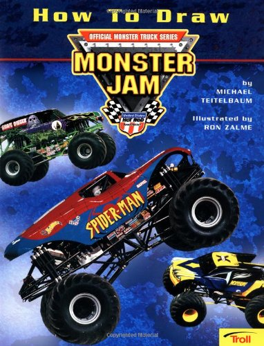 9780816776016: How To Draw Monster Jam
