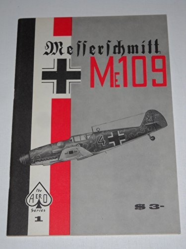 Messerschmitt Me 109 - Aero Series 1: Staff of Aero