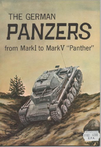 9780816820047: German Panzers (Armor)