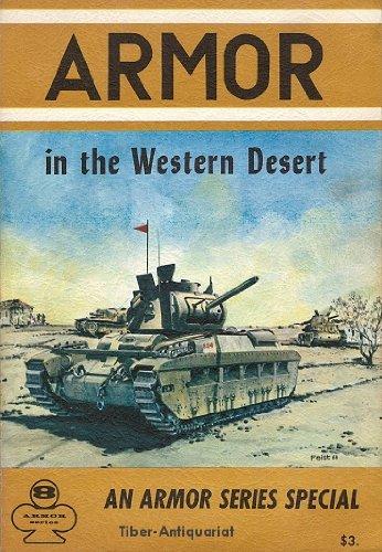 9780816820283: Armor in the Western Desert - Armor Series 8